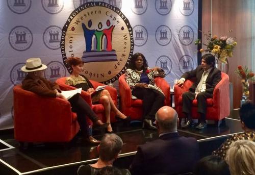 Prof Thuli Madonsela,  Charissa Bloomberg Integrity Forum